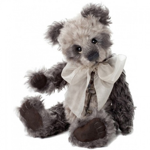 Charlie Bears Isabelle Collection Hughes Mohair Teddy