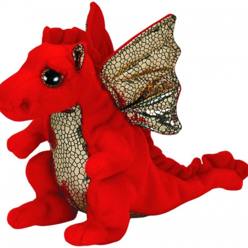TY Beanie Babies Legend Dragon
