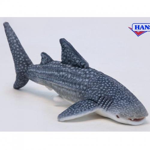 Life Like A Small Whale Shark 32cm Plush Soft Toy By Hansa