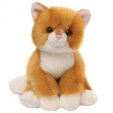 Gund Miles The Cat Plush Soft Toy Animal