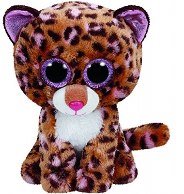 TY Beanie Boo Patches the Leopard