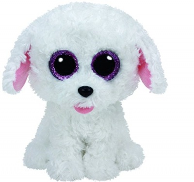 TY Beanie Boo Pippie the Dog