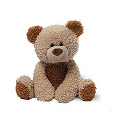Gund Raisin Light Brown Teddy Bear