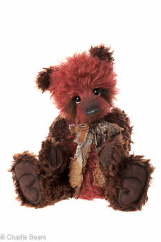 Charlie Bears Isabelle Collection Russet  Mohair Teddy