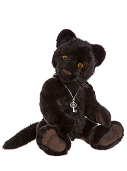 Charlie Bears Sheba 2016 Teddy Bear