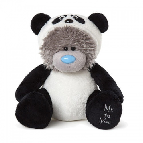 Me to You Bear Dressed Up Onesie Panda Small