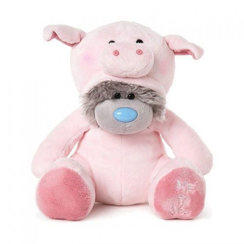 Me to You Bear Dressed Up Onesie Pig Small