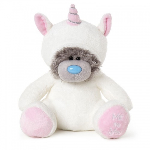 Me to You Bear Dressed Up Onesie Unicorn Small