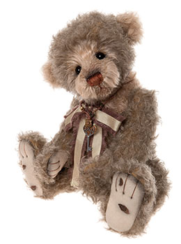 Charlie Bears Isabelle Soulmate 42cm Limited Edition 2016 Teddy Bear