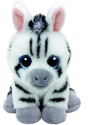 TY Beanie Babies Stripes the Zebra