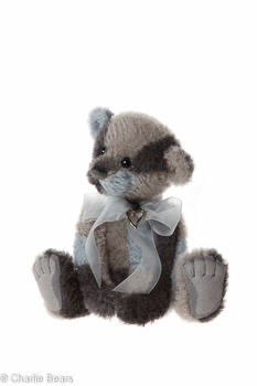 Charlie Bears Isabelle Swatch 25cm Limited Edition 2015 Teddy Bear