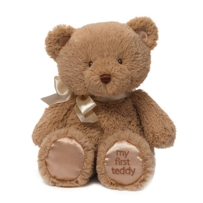 Gund My First Teddy Bear Tan (Medium)