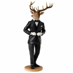 Stags With Style Edward Figure