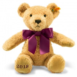 Steiff Cosy Year Bear 2018 Gift Boxed
