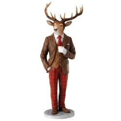 Stags With Style Spencer Figure