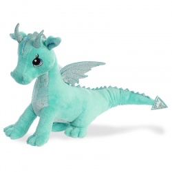 Sparkle Tales Willow Dragon Soft Toy