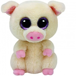 TY Beanie Boo Piggley the Pig