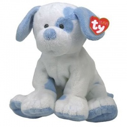 TY Pluffie Baby Pups Blue
