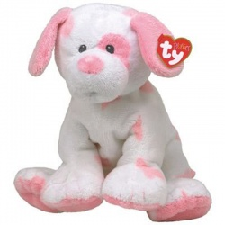 TY Pluffie Baby Pups Pink