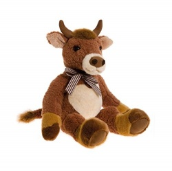 Charlie Bears Bearhouse Bear Holyrood Cow Soft Toy