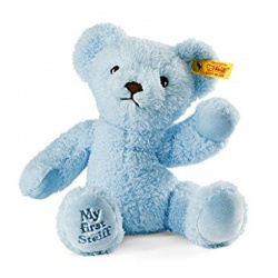 Steiff My First Teddy Blue