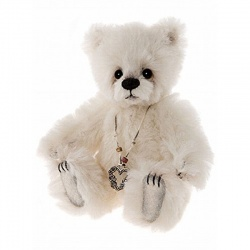 Charlie Bears Minimo Tic Tac Limited Edition Mohair Teddy Bear