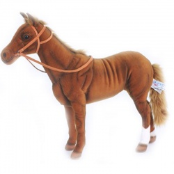 Hansa Horse phar'lap 36cm Plush Soft Toy