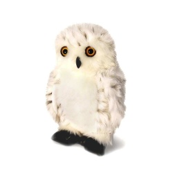 Dowman Snowy Owl Plush Soft Toy
