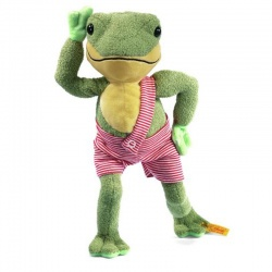 Steiff Hippi Frog Plush Soft Toy Animal
