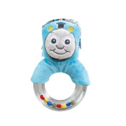 My First Thomas The Tank Engine Ring Rattle, By Rainbow Designs