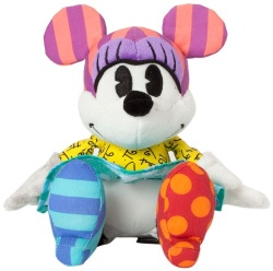 Disney Britto  Minnie Mouse Plush Soft Toy