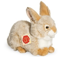 Teddy Hermann Beige Rabbit Soft Toy