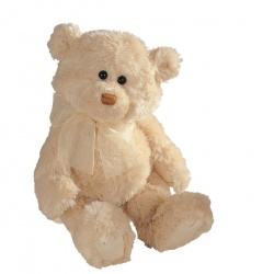 Gund Corin Cream Bear Plush Soft Teddy