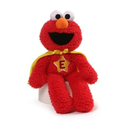 Gund Elmo Superhero Soft Toy