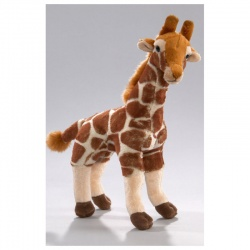 Carl Dick Giraffe Plush Soft Toy