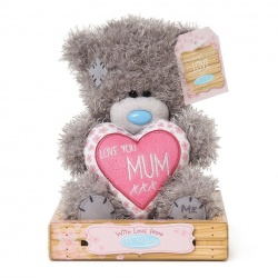7'' Mum Padded Heart Me to You Bear