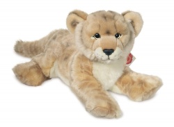 Teddy Hermann Lioness lying Plush Soft Toy