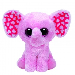 TY Beanie Boo Sugar Plush Soft Toy Elephant