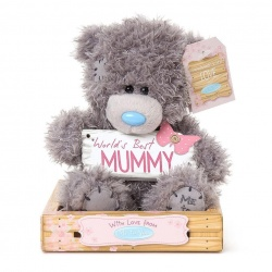7'' Mummy Plaque Me to You Bear
