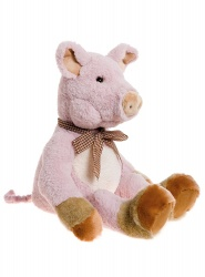 Charlie Bears Bearhouse Downton Pig