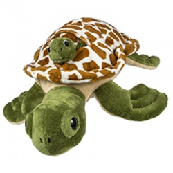 Petjes Mum and Baby Turtle Soft Toy