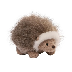 Gund  ''Oliver Hedgehog'' Plush Toy (Brown)