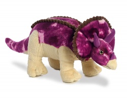 Aurora World Triceratops Large Soft Toy