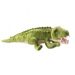 Petjes Crocodile Soft Toy