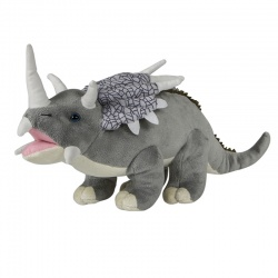 Petjes Triceratops Soft Toy