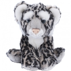 Petjes Cubsy Snowleopard Baby Soft Toy