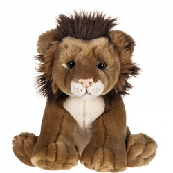 Petjes Cubsy Lion Male Soft Toy