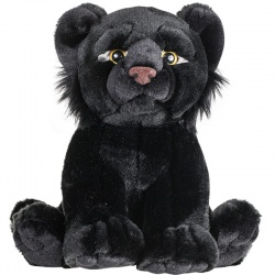 Petjes Cubsy Black Panther Soft Toy