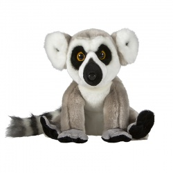Petjes Cubsy Ringtailed Lemur Soft Toy