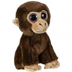 Petjes Glitter Eyes Chimpanzee Soft Toy